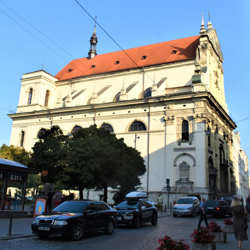 Former Jesuit Church
